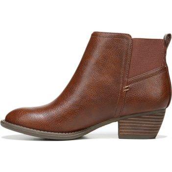 Dr. Scholl's Women's Jorie Block Heel Chelsea Boot at Famous Footwear