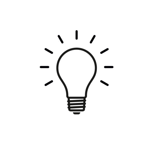 Best Light Bulb Illustrations Royalty Free Vector Graphics Clip Art Istock Light Bulb Illustration Light Bulb Graphic Light Bulb Art