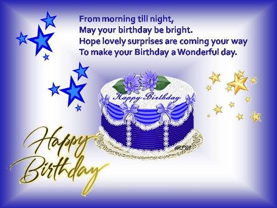 Wishes for My Son Special Birthday Wish For A Dear One Free - free congratulation cards