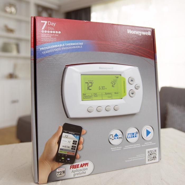 Programmable Thermostat. (With images) | Programmable ...