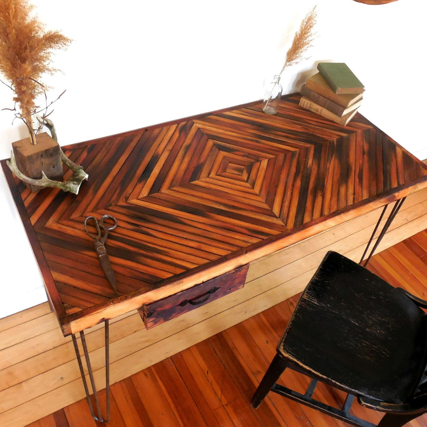 astonishing greeniteconomicsummit desk wood org diy a build prepare office to l reclaimed how