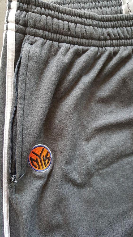 New Size Nba Climacool Mens Knicks Basketball 2xl York Warm Adidas gxIwTT
