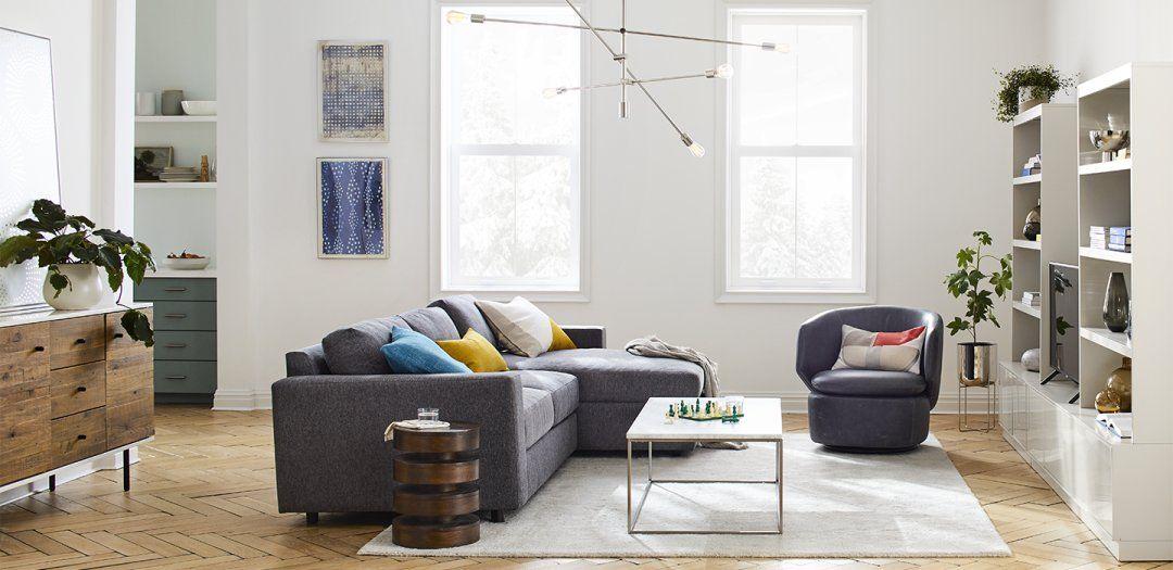 Living Room Inspiration West Elm In 2020 West Elm Living Room Living Room Inspiration New Living Room #west #elm #living #room #chairs