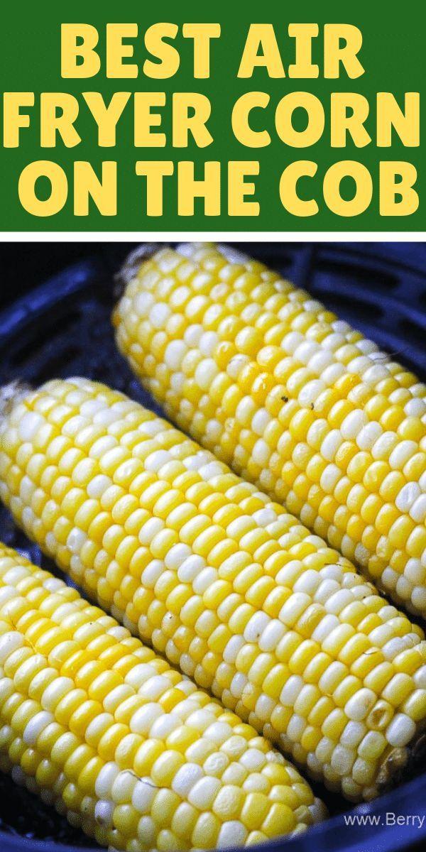 Photo of Air fryer corn on the cob