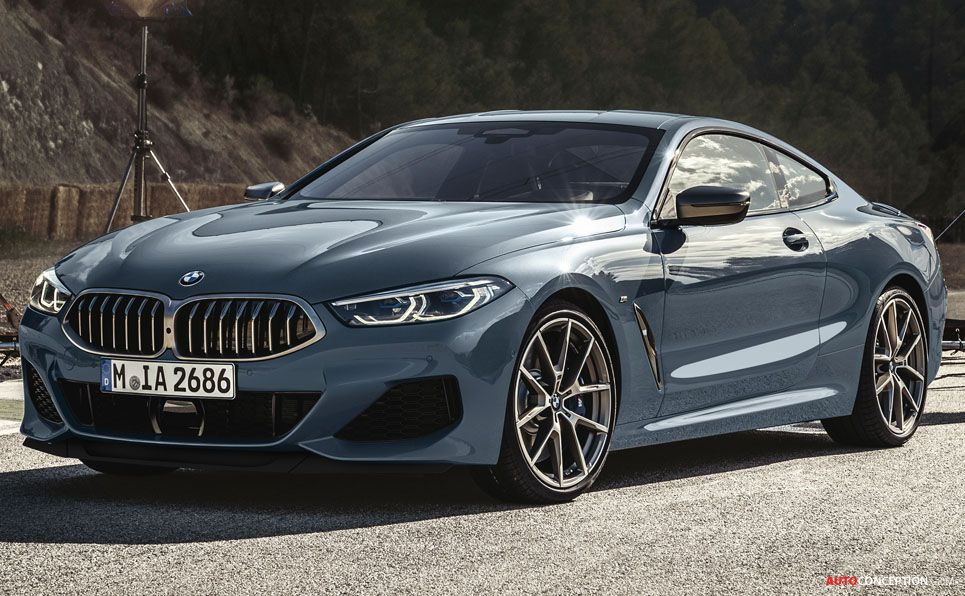 New Bmw 8 Series Coupe Officially Revealed With Images Bmw
