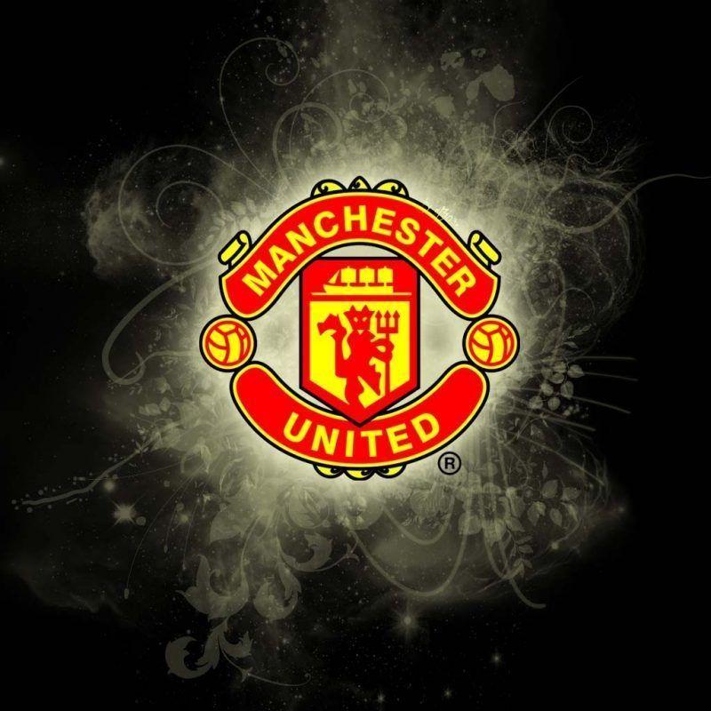 Manchester United 3d Logo Wallpaper Football Wallpapers Hd Manchester United Manchester 3d Logo