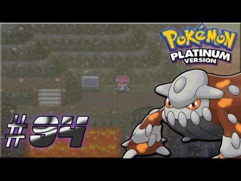 Pokemon Platinum Walkthrough Part 94: Heatran!