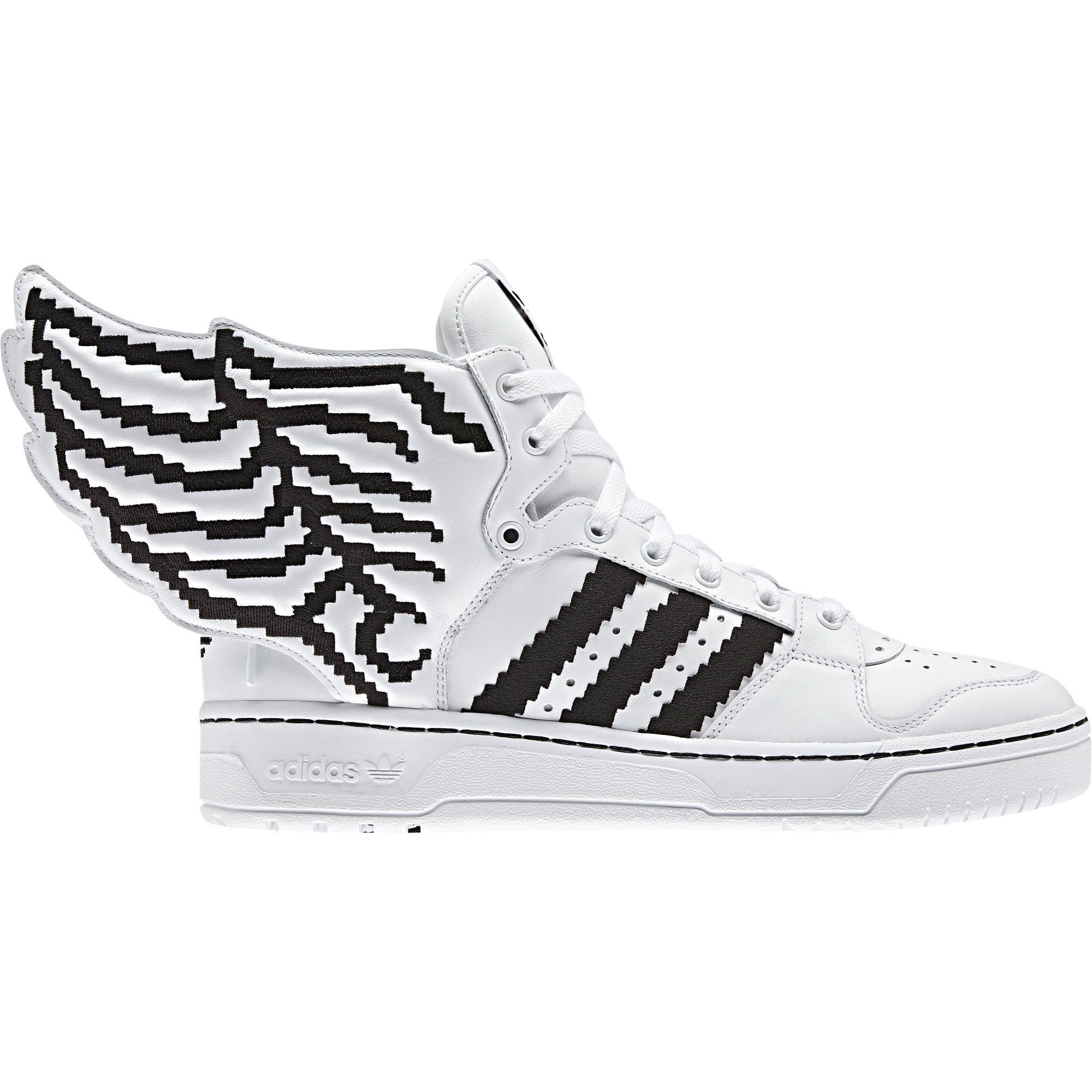 robot Madurar su  Adidas Wings 2.0 Pixel Shoes £160 | Adidas, Adidas official ...