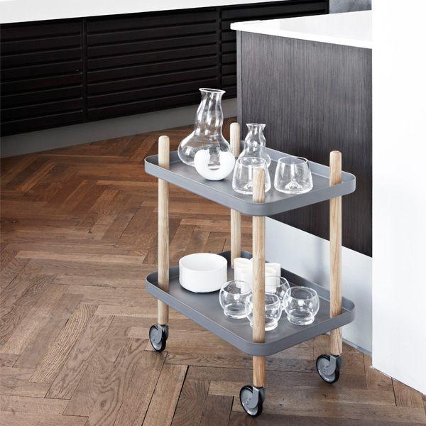 Block tarjoilupöytä, Normann Copenhagen
