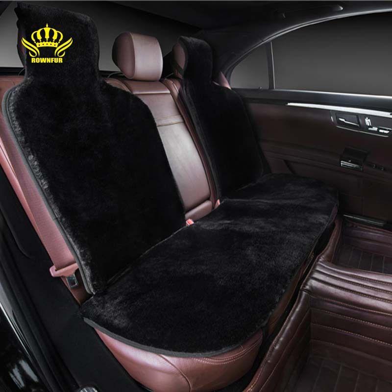 Fur Car Seat Cover