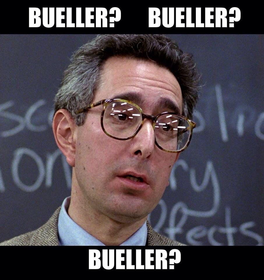 Ferris Bueller Quote: 80's Born/90's Raised