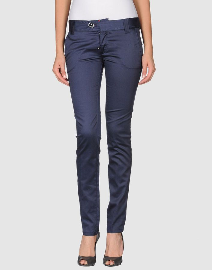 DENIM - Denim trousers Dek'Her