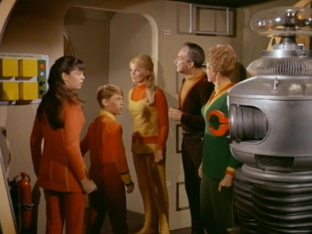 Lost in Space Season 2 Episode 3
