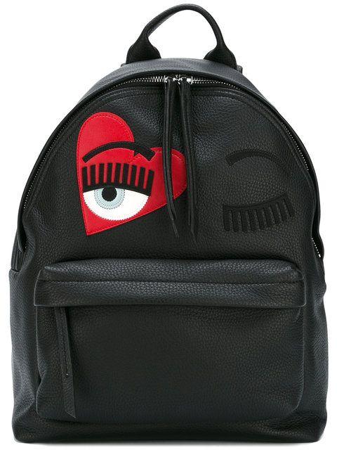 f6ae70ebfb2 Shop Chiara Ferragni Flirting backpack.