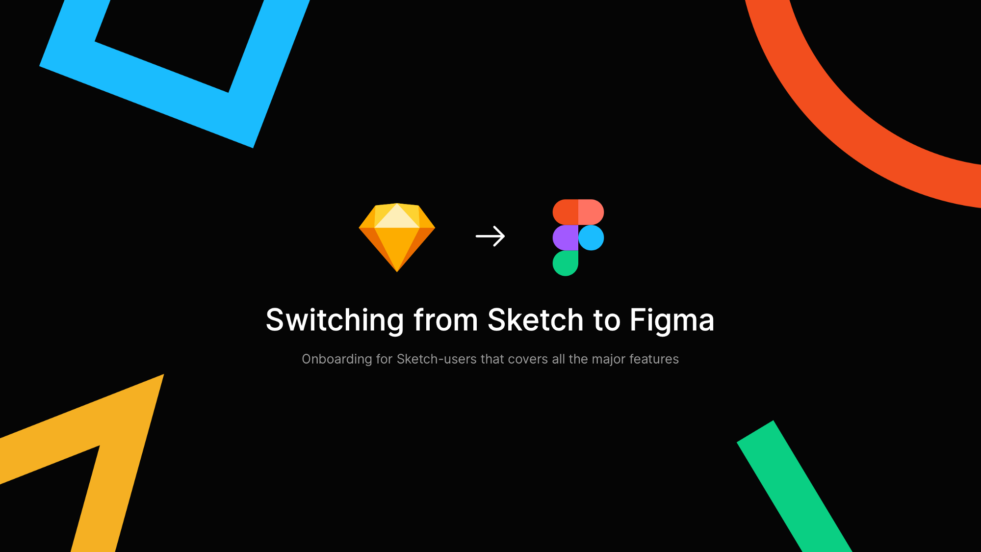 Switching From Sketch To Figma With Images Tool Design Figma