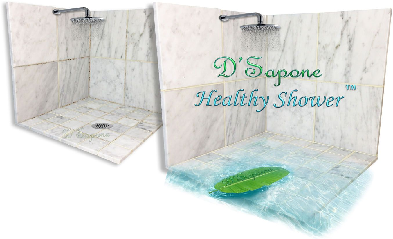 Marble Shower Service Professionals Polishing Marble
