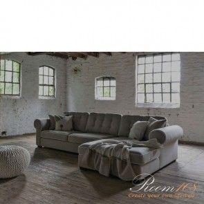 Salon landelijk room108 landelijke bankstellen room108 pinterest banks salons and - Sofa landelijke stijl stijlvol ...