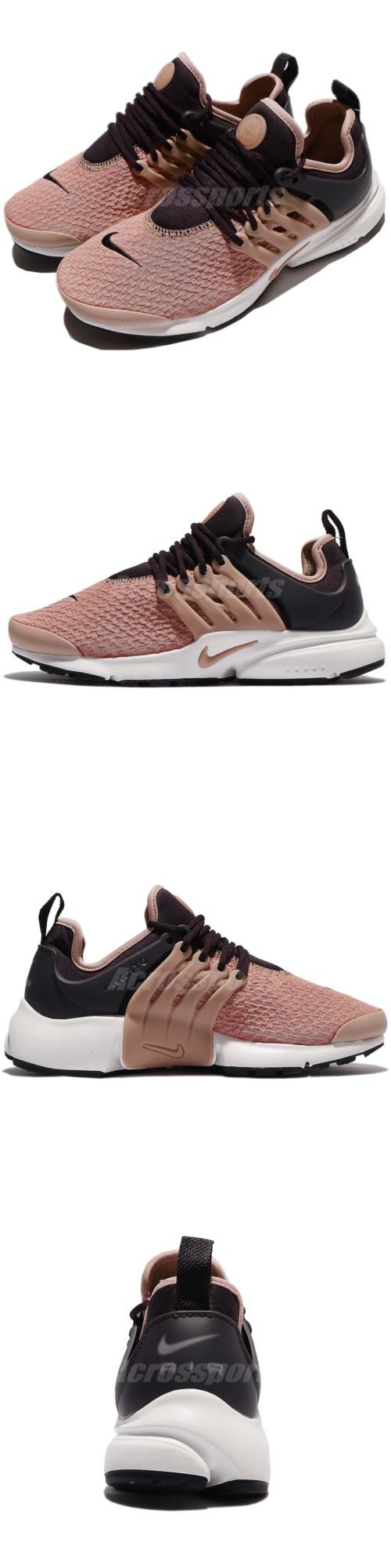 sneakers for cheap 754b1 8923e Women 158953  Wmns Nike Air Presto Port Wine Particle Pink Women Shoes  Sneakers 878068-604 -  BUY IT NOW ONLY   114.99 on eBay!