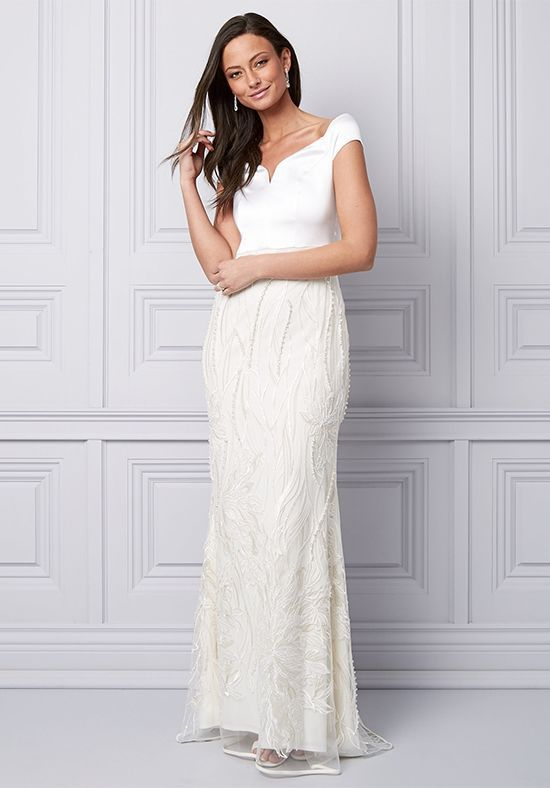 LE CHÂTEAU Wedding Boutique Wedding Dresses AIYANA_364087_001 A-Line ...