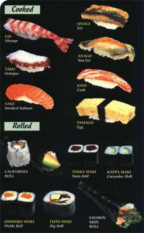 List Of Sushi Rolls Just Had The Best Roll Ever For Lunch M