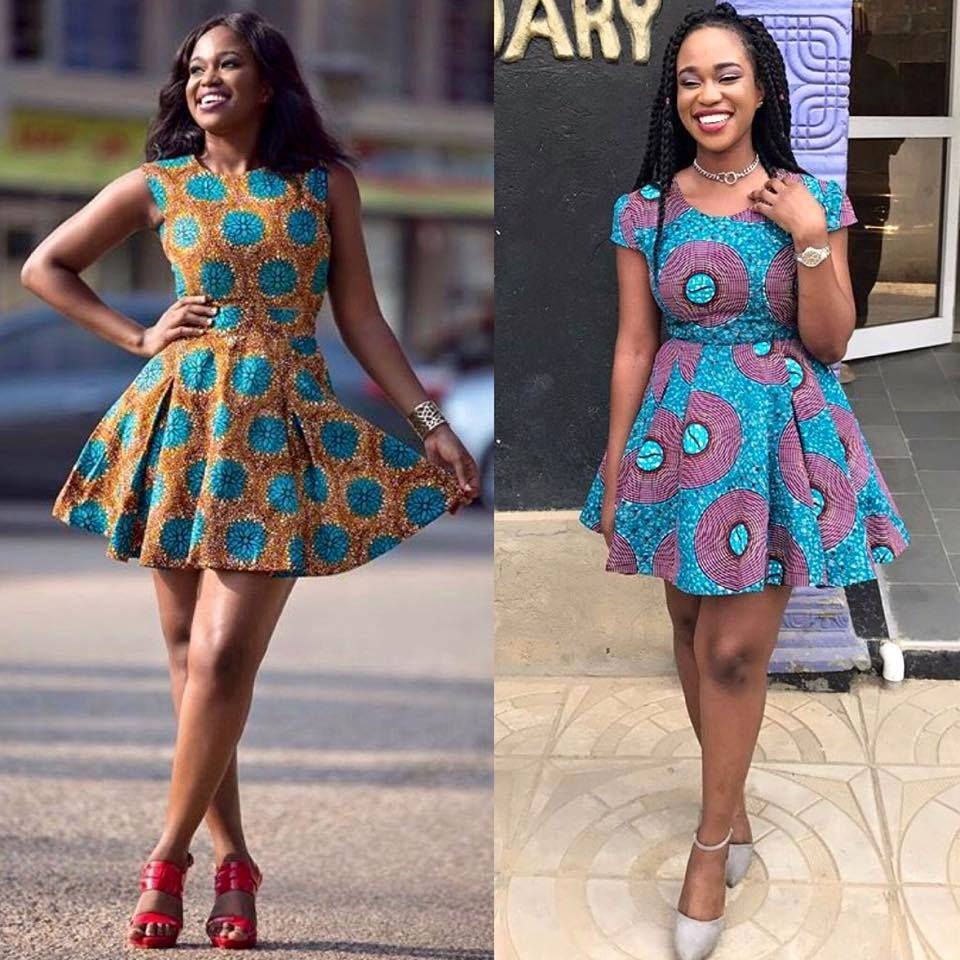 19113766_977990605674646_6400442828054684927_n.jpg (960×960) | Robe africaine, Modele de robe ...