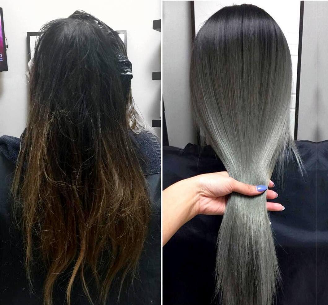 Шатуш на светлые волосы: фото до и после, окрашивание в домашних условиях и в салоне