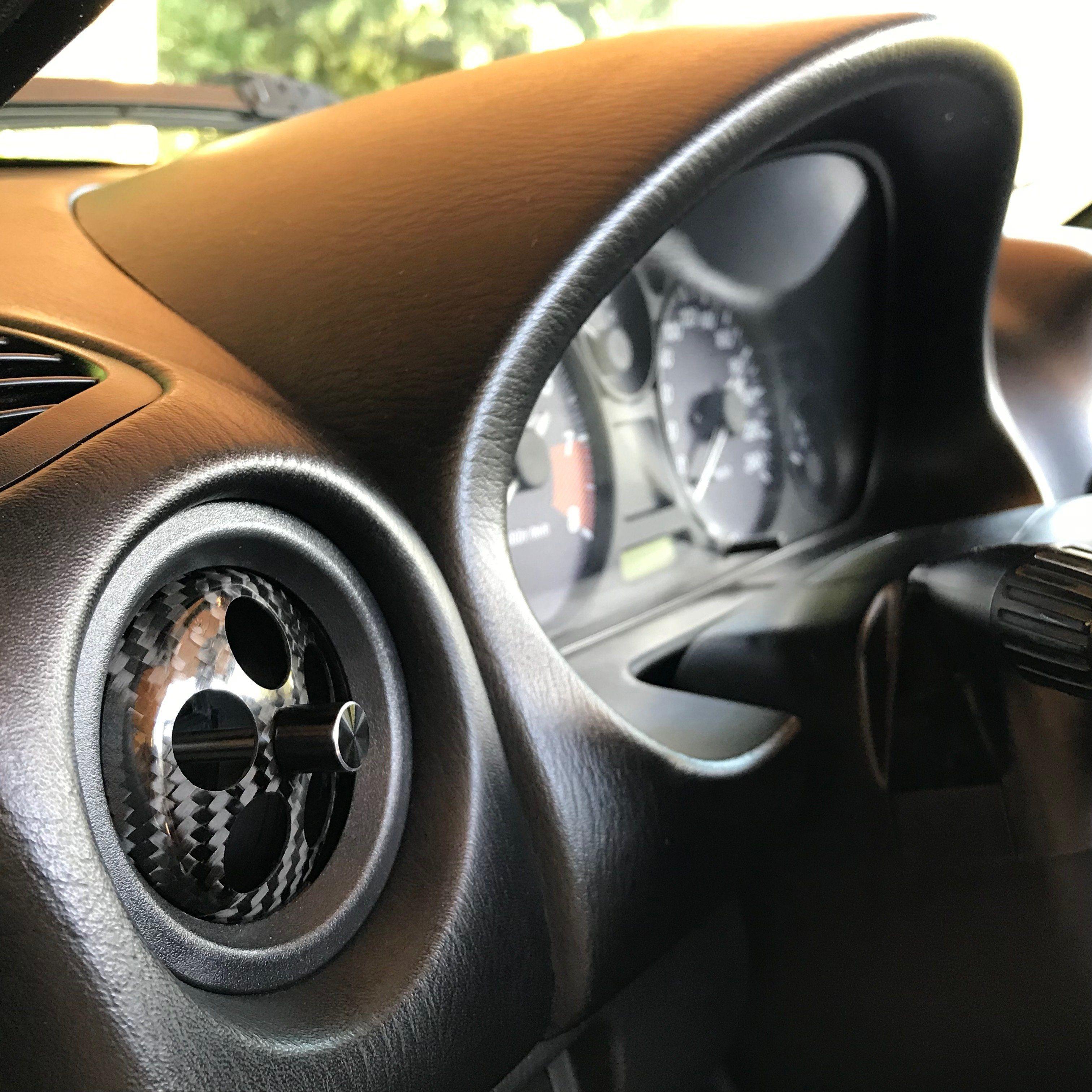 Cool Air Vents Miata Mazda Mx5 Carbon Fiber