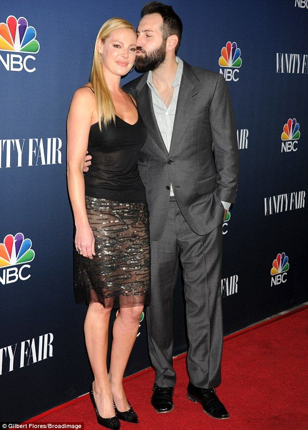 Another Public Display Of Affection: Katherine Heigl's ...