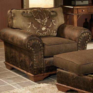Modern Of Marshfield Whitetail Ridge Chair Home Decor