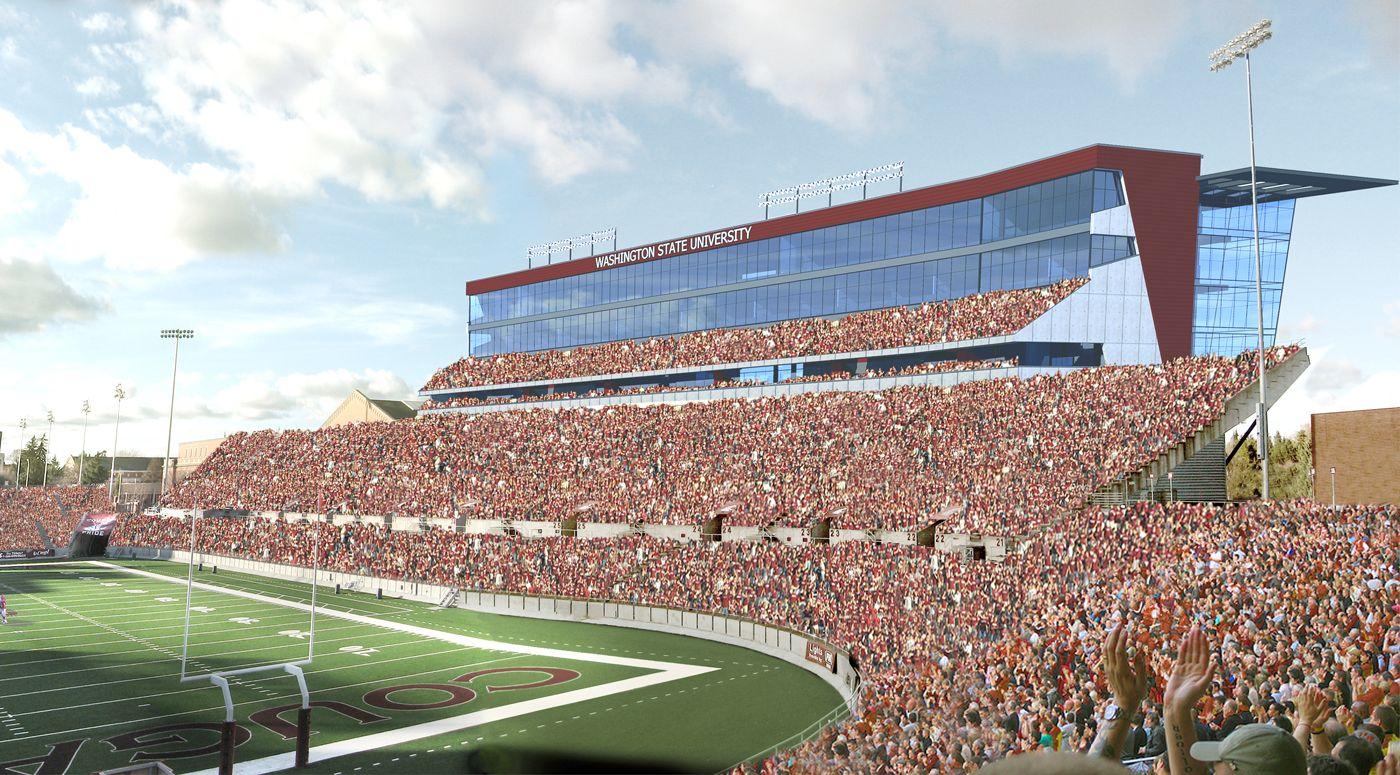 Pin On College Football Stadiums