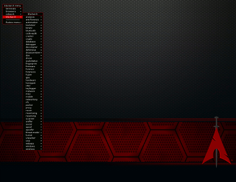 BlackArch Linux is an Arch Linux-based distribution designed for