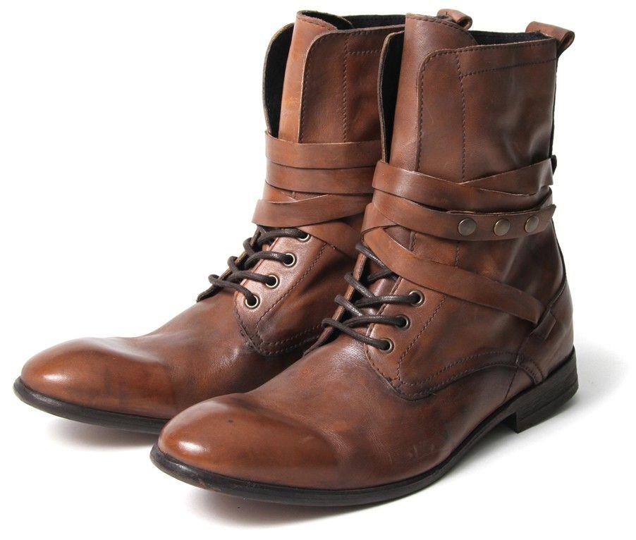 Mens tan boots