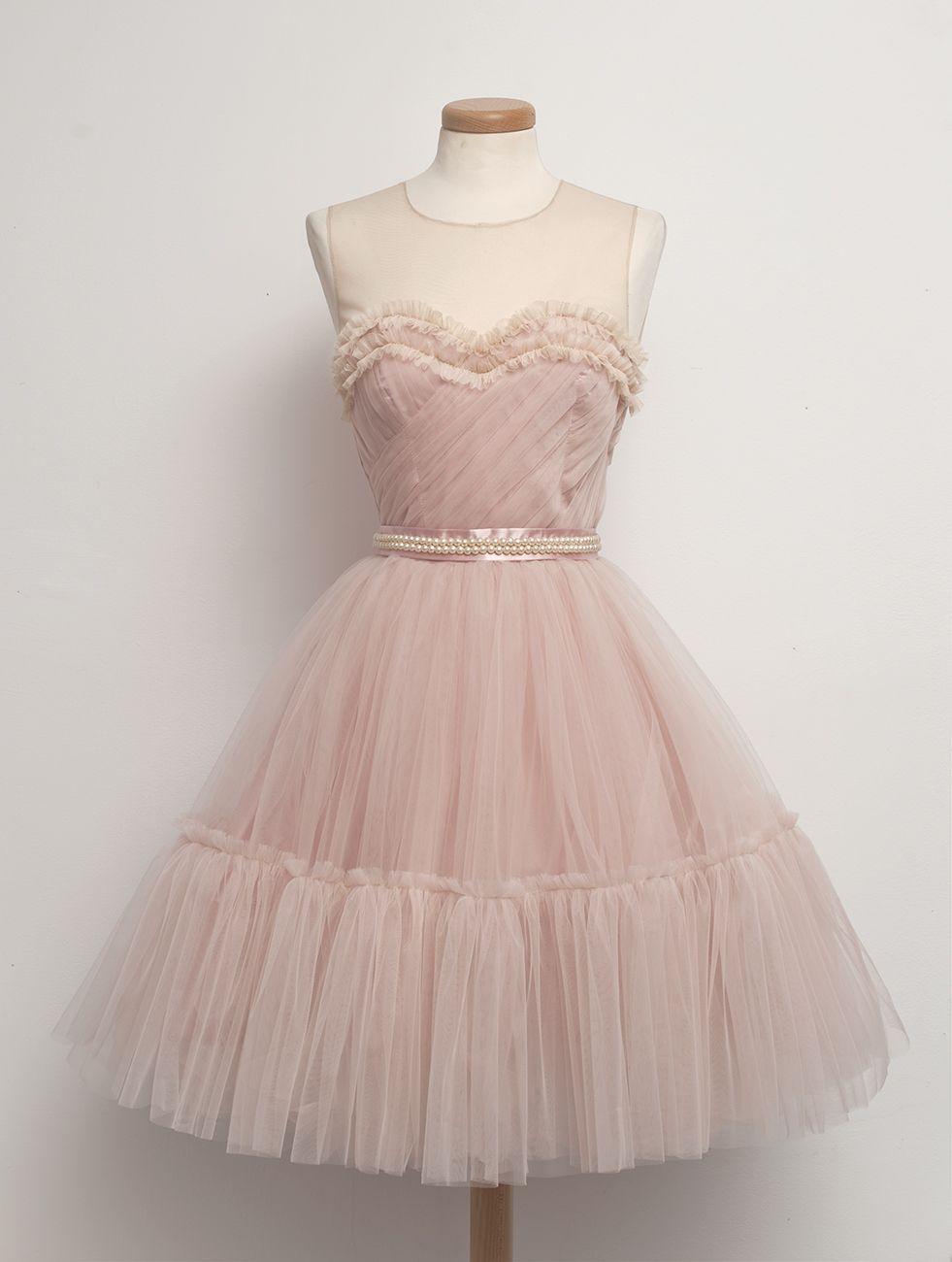 Fancy Vintage Cocktail Dresses