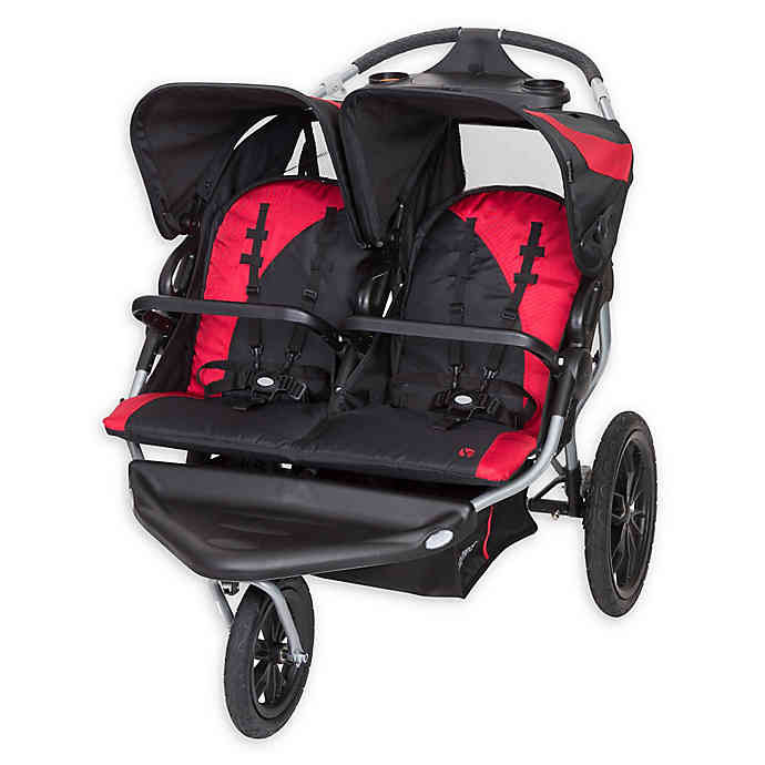 Baby Trend® Navigator Lite Double Jogger buybuy BABY