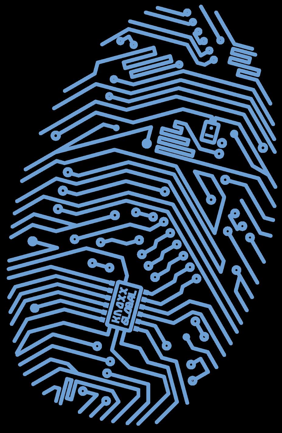 Fingerprint Logo Google Pinterest Design Electric Circuit Board Processor Tshirt Spreadshirt