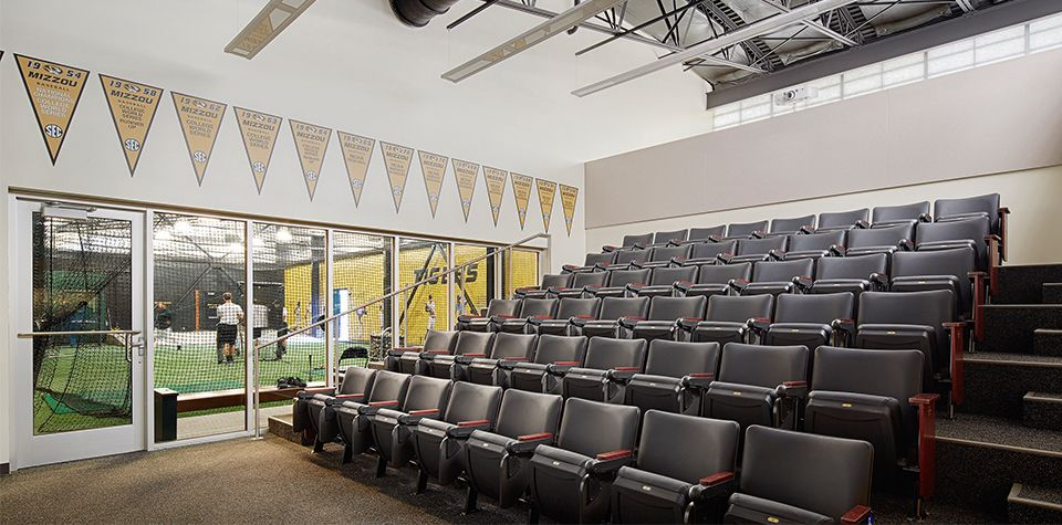 HOKs Design Gives Taylor Stadium A Major League Feel Improving The Environment For Fans And Helping Missouri Tigers Baseball Program Recruit Players