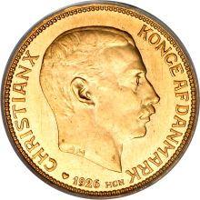 Pin Pa Danish Coins