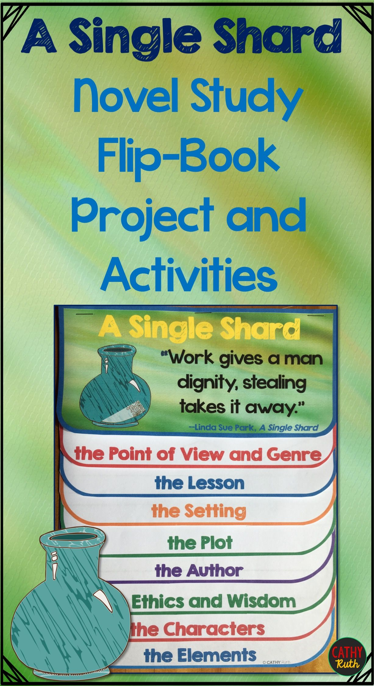 A Single Shard Flipbook Project Writing Prompts And