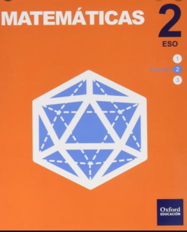 Solucionario Matematicas 2 Eso Oxford Inicia Dual Pdf En 2021 Matematicas 2 Eso Matematicas Oxford