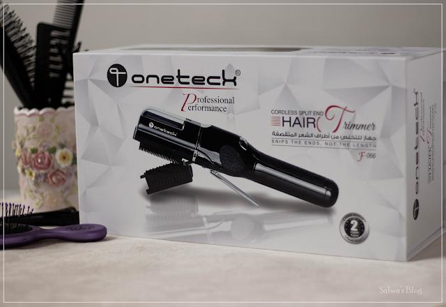 الجهاز فعال في إزالة التقصف و سهل في الإستعمال مايحتاج مساعدة أبد ا التفاصيل في المدونة تقصف شعر العناية بال Split Ends Hair Dryer Personal Care