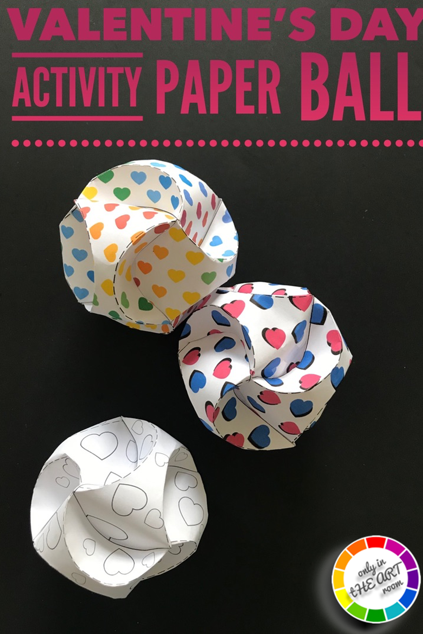 Steam Paper Ball Activity In