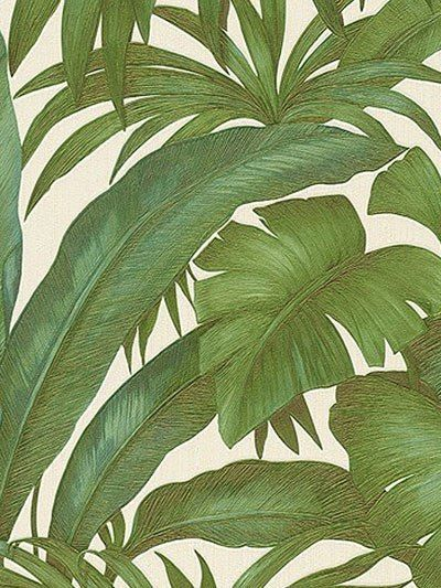 Versace On The Floor 3 Palmleaves Wallpaper Style Fashion Decor Affiliate Palm Leaf Wallpaper Leaf Wallpaper Versace Wallpaper