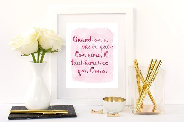 Bonjour Mon Ami by Laura Bolter Design on @creativemarket