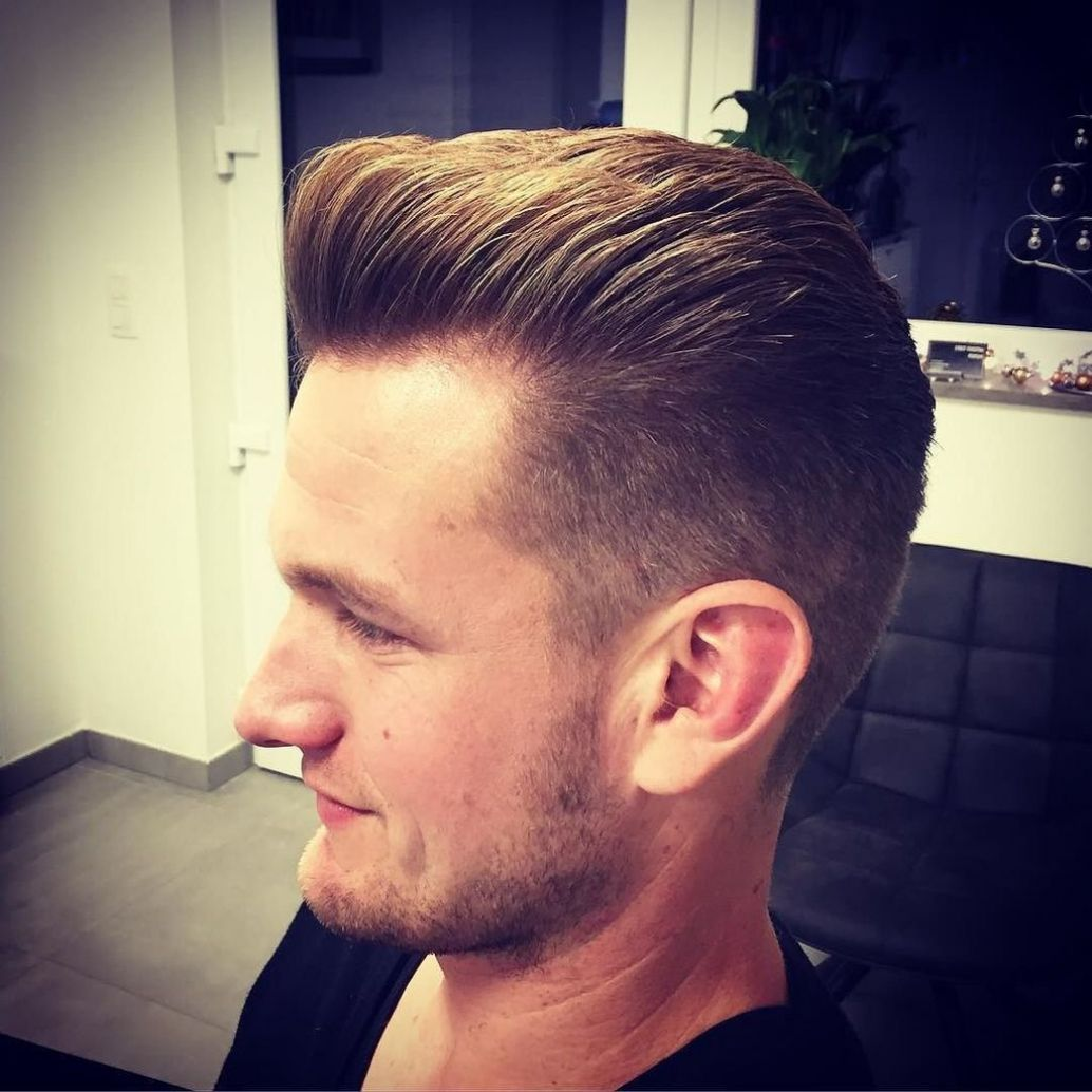 captivating rockabilly pompadour cool earn charming men