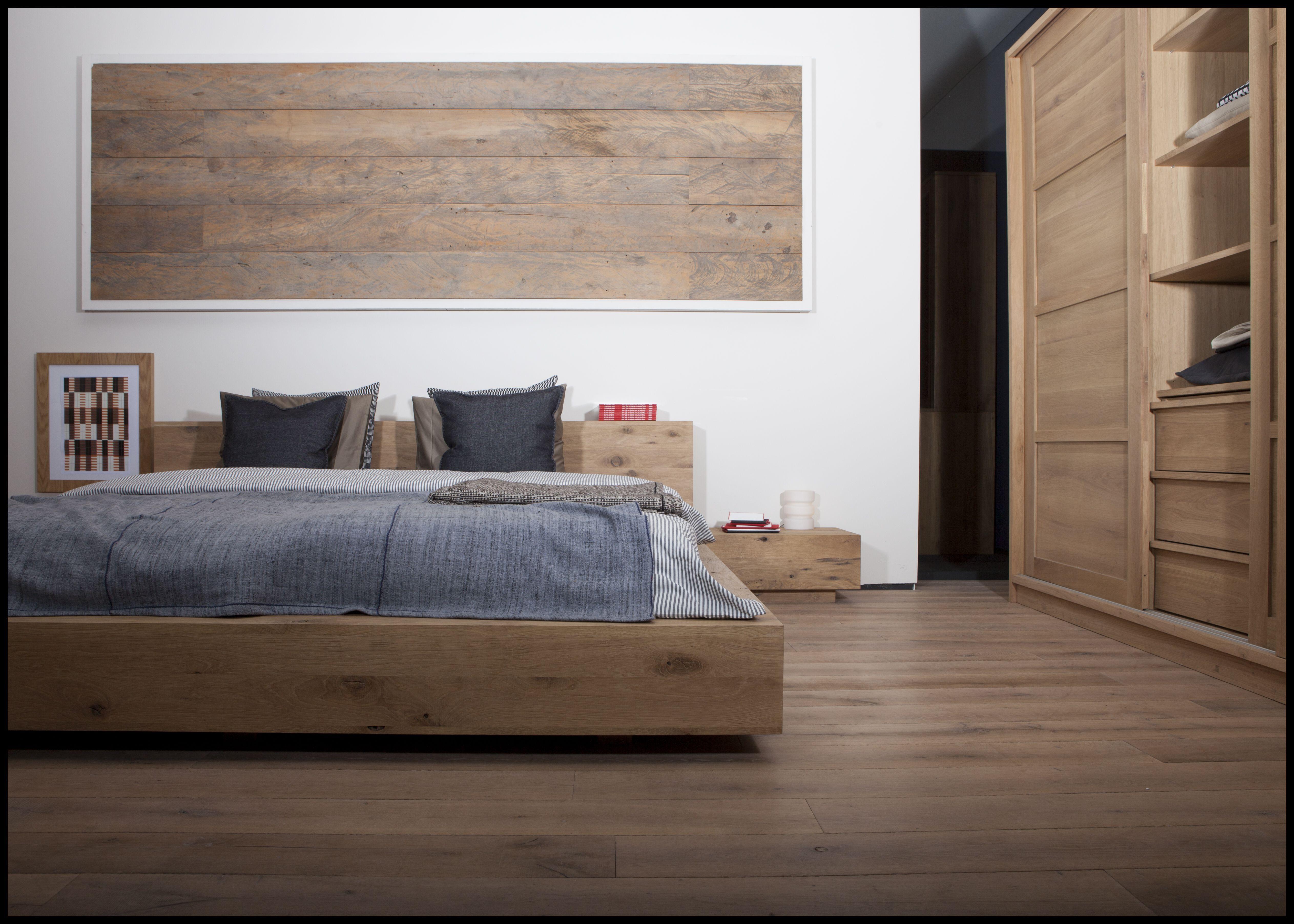 Madra Bed Ethnicraft : Ethnicraft showroom madra bedroom chambres