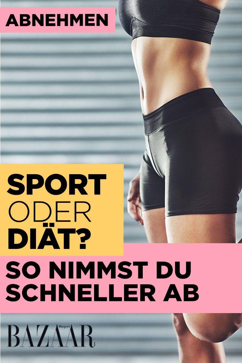 Über die Wirkung von Diäten und Sport wird viel geschrieben. Um herauszufinden, ob Diäten oder ein s...