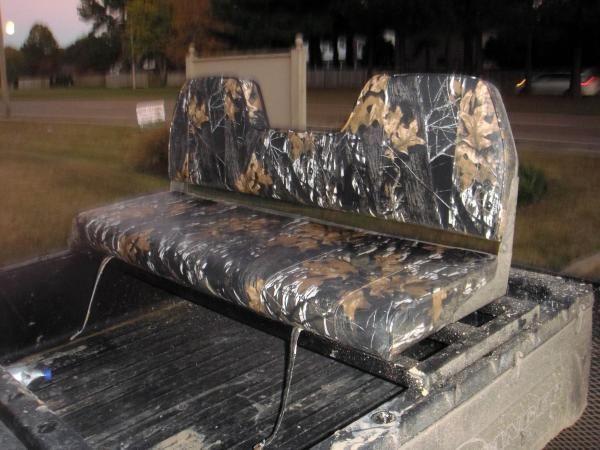 Homemade Rear Seats Lets See M Rear Seat Polaris Ranger Seating