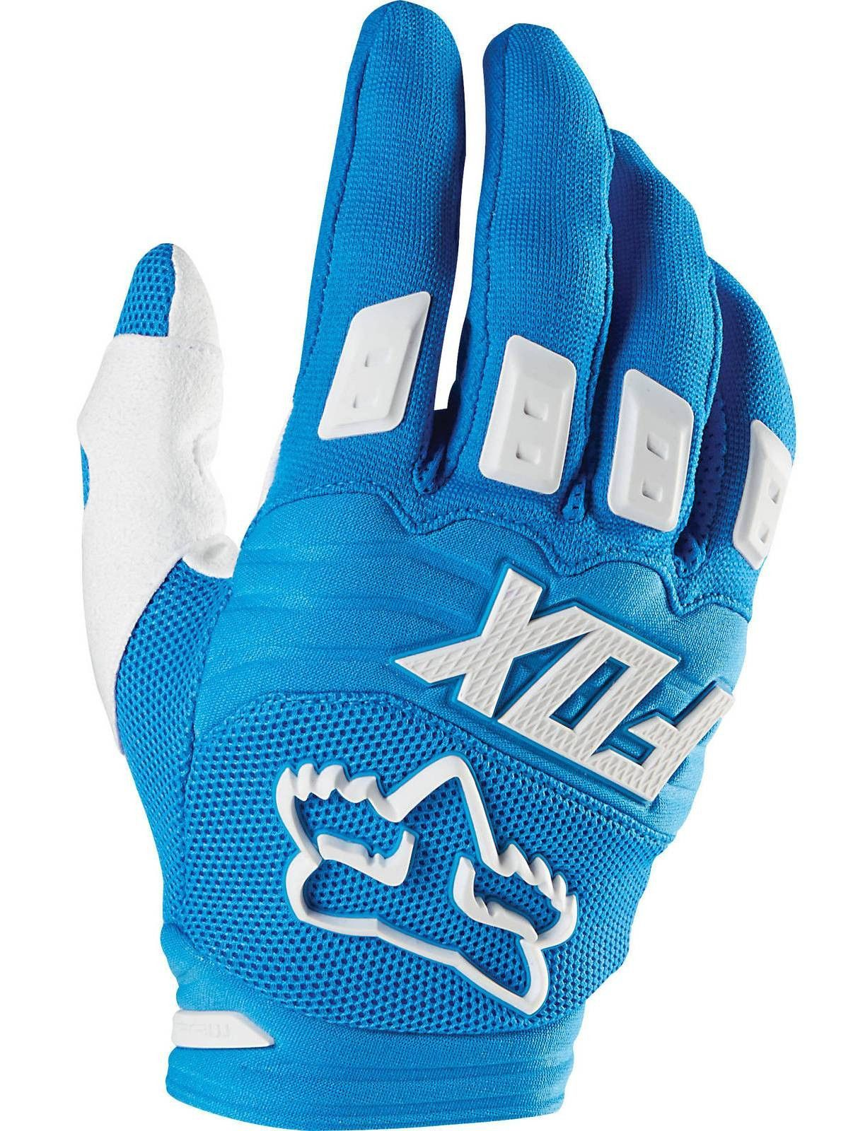 Motorcycle gloves to prevent numbness - Fox Dirtpaw Gloves For Mtb Bmx Mx Pair