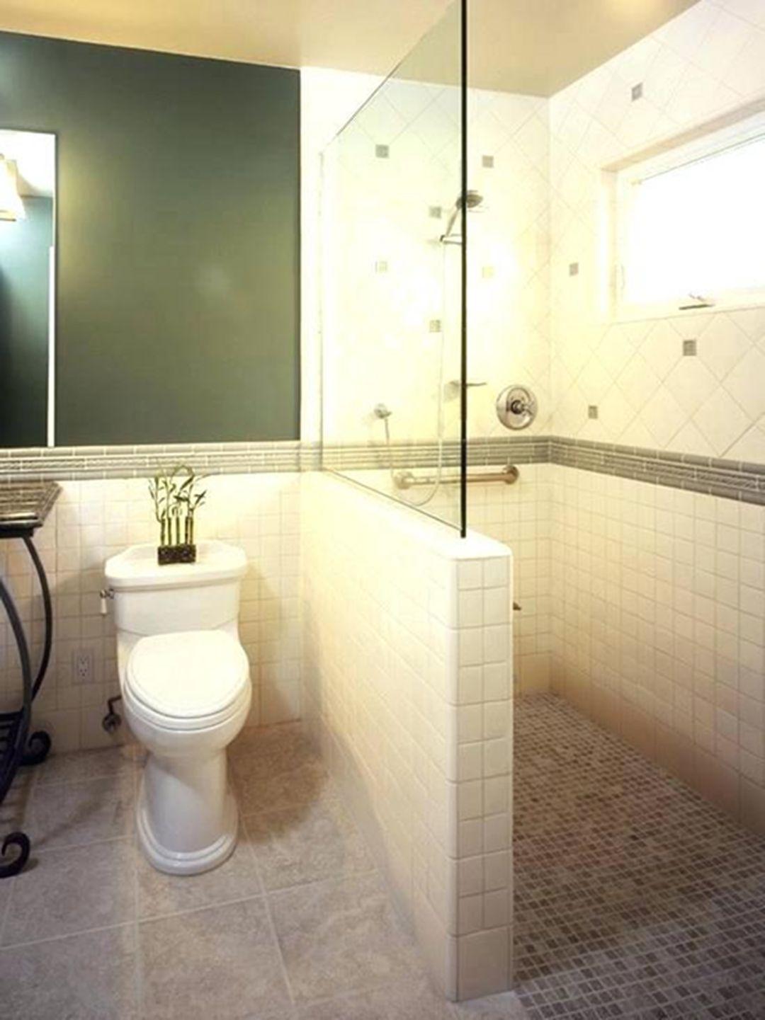 13 Fantastic Small Bathroom Design With Shower Ideas Small