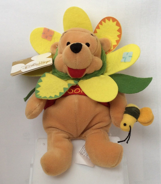 Stupendous Vintage Winnie The Pooh Bean Bag Plush Winnie The Pooh Ncnpc Chair Design For Home Ncnpcorg
